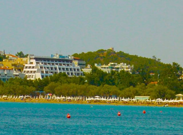 Athens Beach Hotel in Vouliagmeni