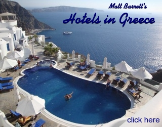 hotels in Greece banner