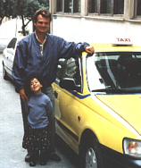 George the Famous Taxi Driver of Athens