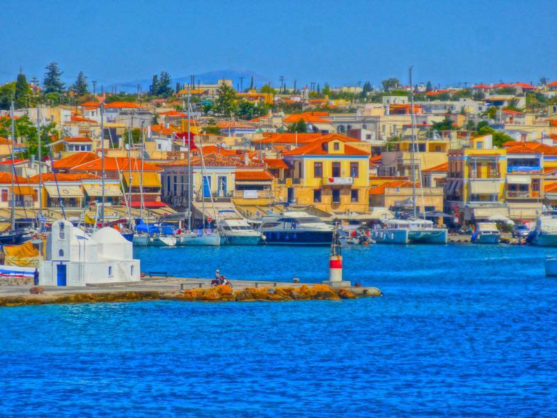 Matt Barrett's Aegina Photos