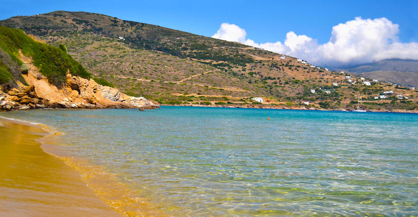 Andros Enigmatic Island