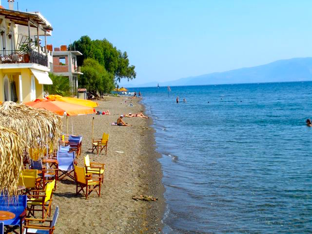 The Greek Island of Evia