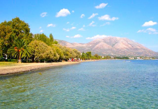 Greek Islands Taverna