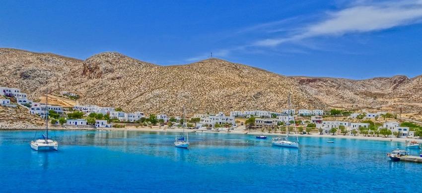 Matt Barrett's Greek Island Guide: The Cyclades