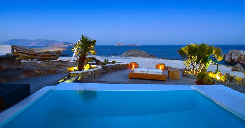 Greek Islands Folegandros