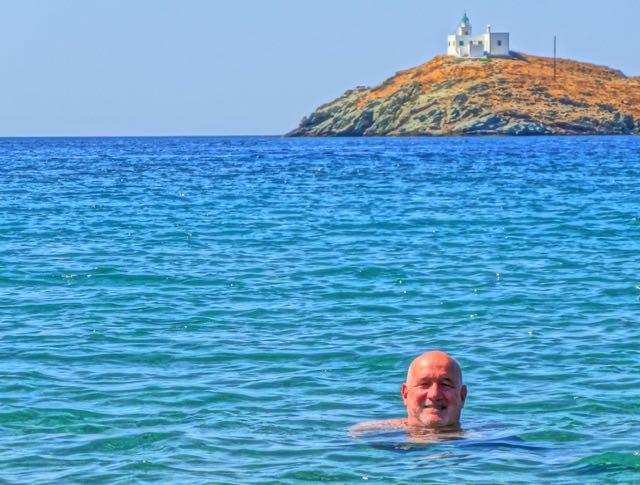 matt barrett s greek island synopsis