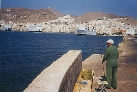 Port of Hermoupolis, Syros
