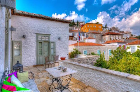hotels in hydra