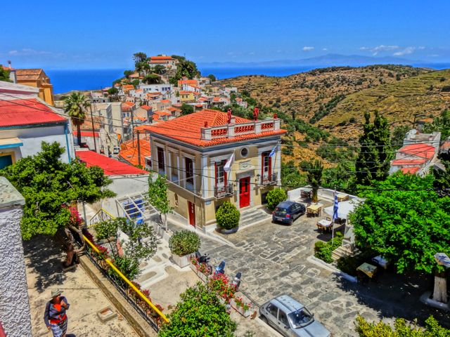 Ioulida Kea Greece