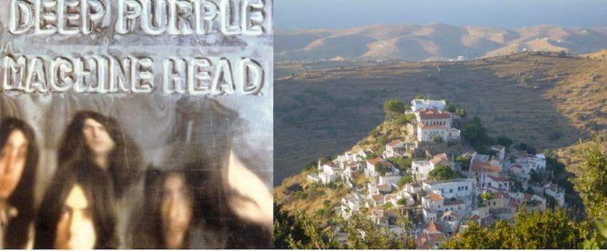 A Critical Study of Machine Head from the Island of Kea