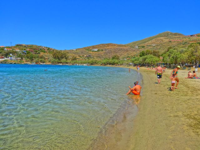 Kea Greece  City pictures : Kea Greece Beaches Otzias Beach Kea