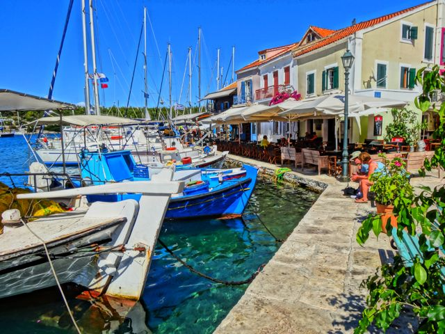 Fiscardo, Kefalonia, Greece