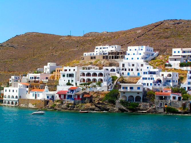 Kythnos Greece A Summer Visit