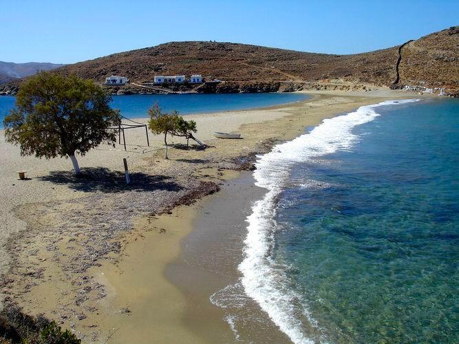 Kythnos Greece Travel Guide
