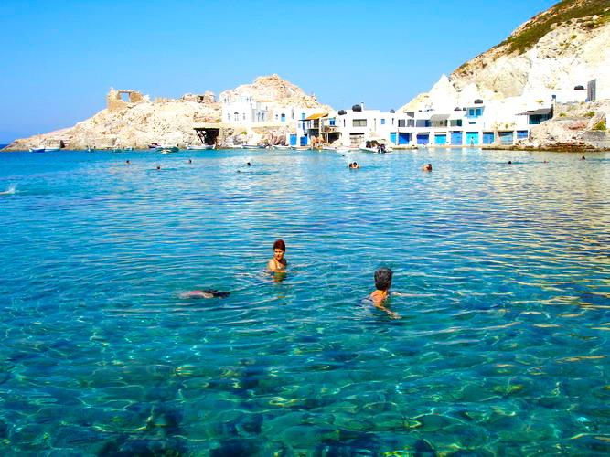 Firopotamos Beach