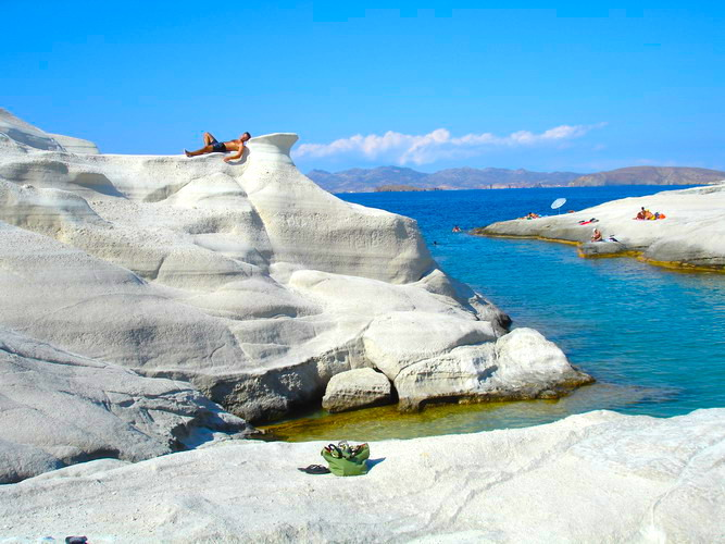Matt Barrett S Greek Islands Cruise Guide