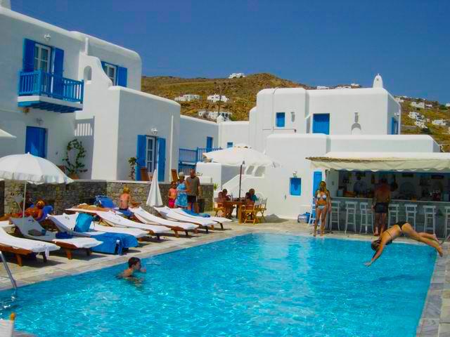 Hotels In Mykonos Greece