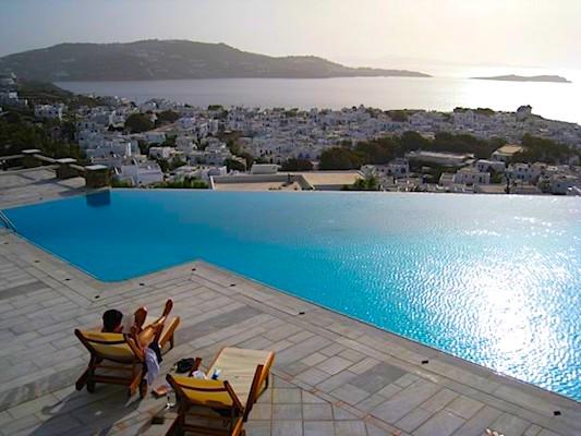 Valencia Hotel, Mykonos