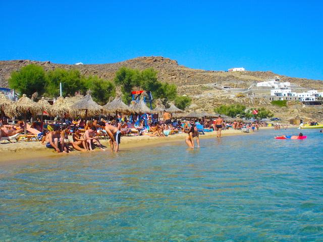 Best Island Beaches For Partying Mykonos St Barts: Mykonos: Return To Paradise