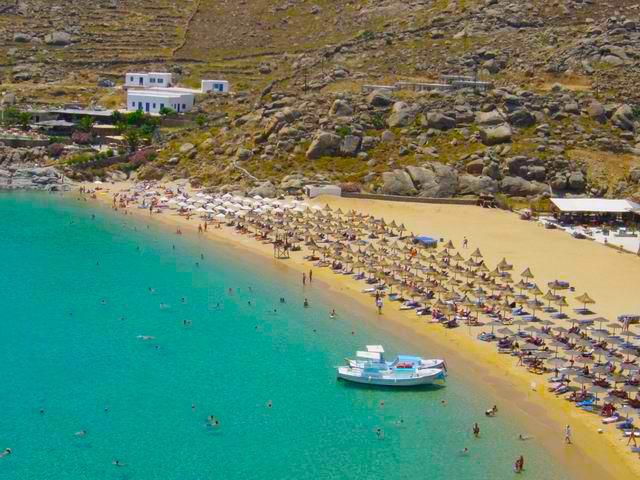 Best Island Beaches For Partying Mykonos St Barts: Mykonos Travel Information