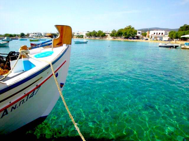Best Windsurfing Greek Islands