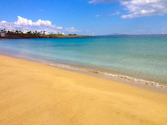 Beaches And Windsurfing In Paros Greece