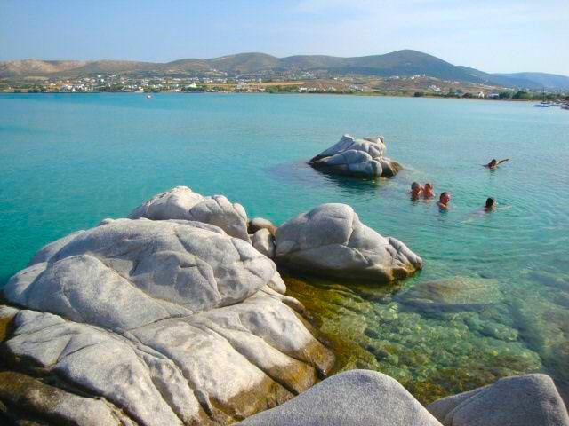 Paros Beaches: Beaches And Windsurfing In Paros, Greece