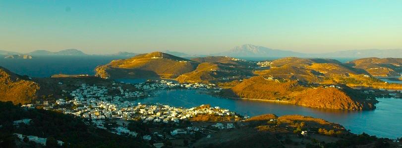 Patmos: The Island of Revelation