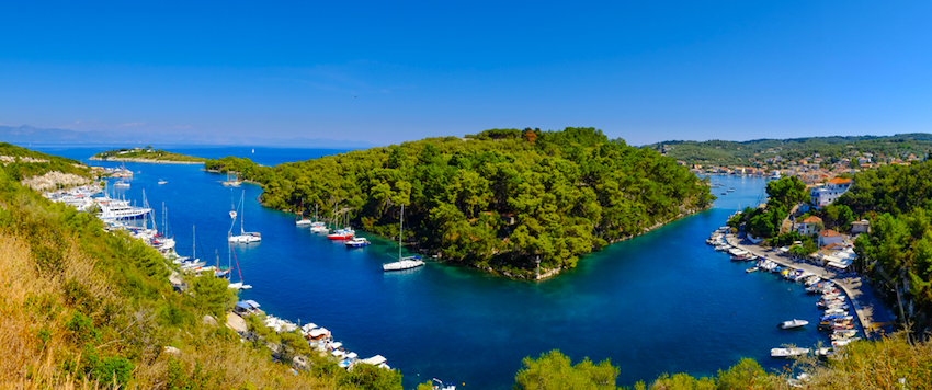 Paxos, Greece