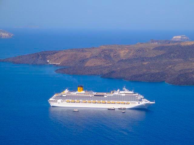 Santorini Ferries And Cruises