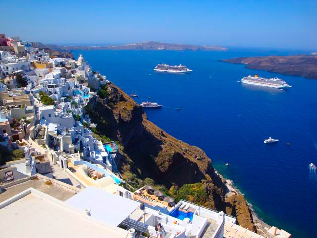 Visit Greece   Santorini