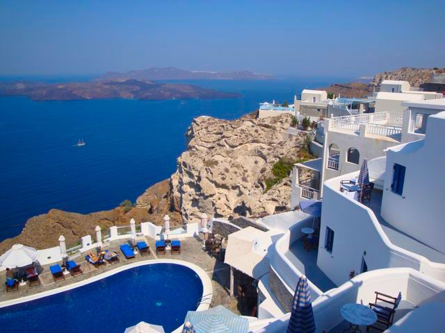 Santorini Day Trips To Other Islands