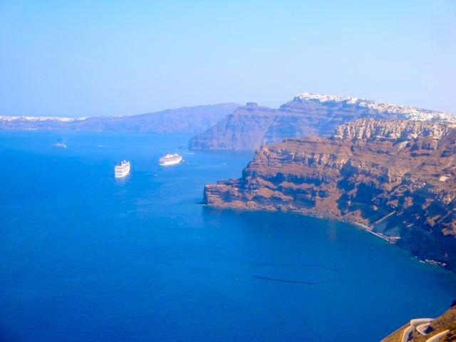 Greek Islands Santorini