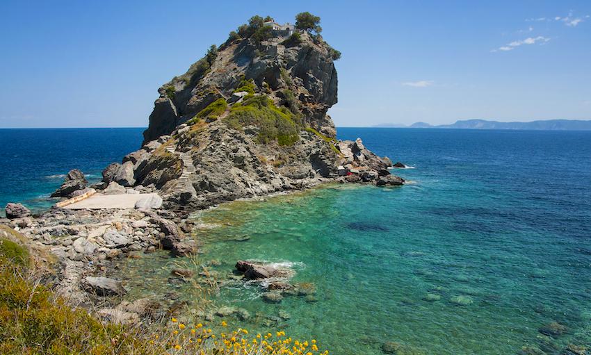 Skopelos: The Mamma Mia Island