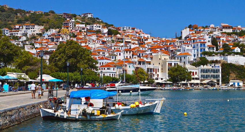 Туры в Грецию остров Скопилос