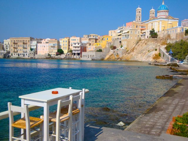Information For Syros Greece