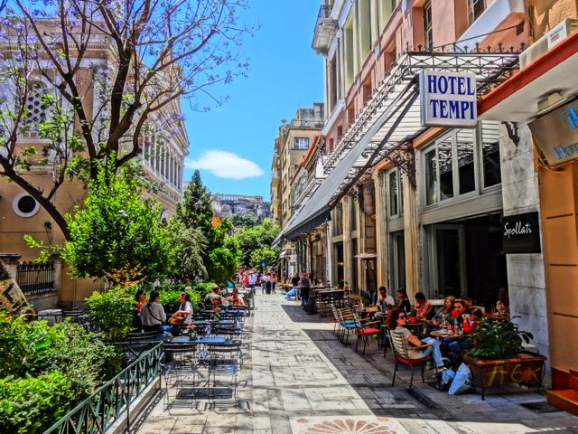 Greek Travel: Athens
