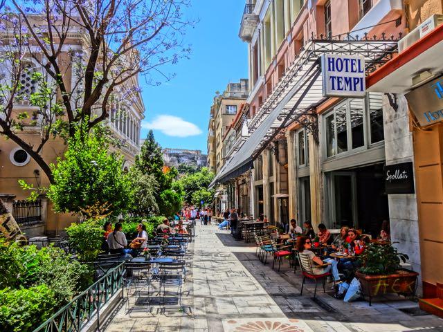 Hotels Near Plaka Athens