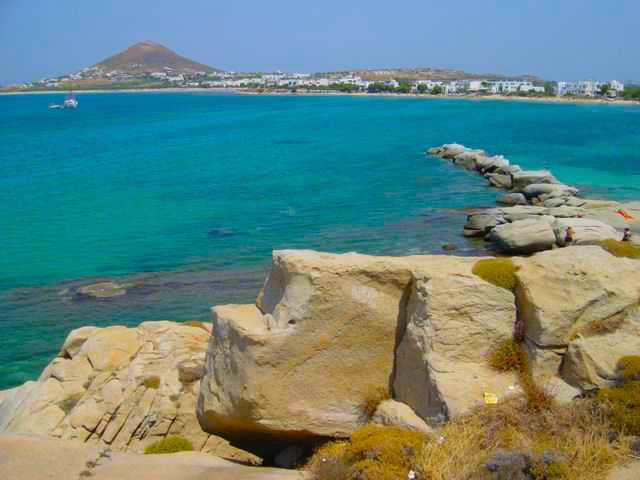Agia Anna, Naxos, Greece