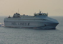Aeolos Express highspeed ferry
