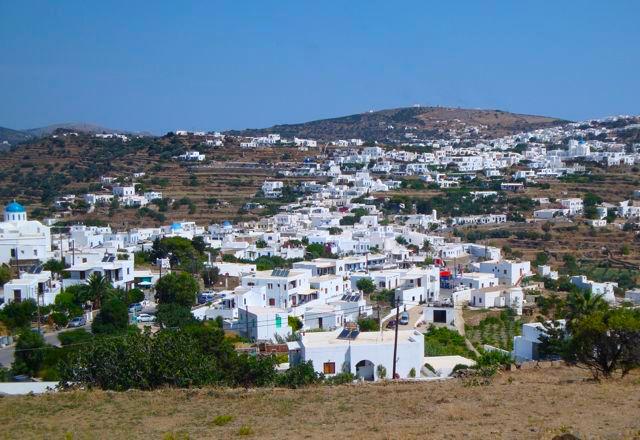 Sifnos: Apollonia