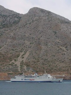 Ferry Guide to Sifnos and the Greek Islands