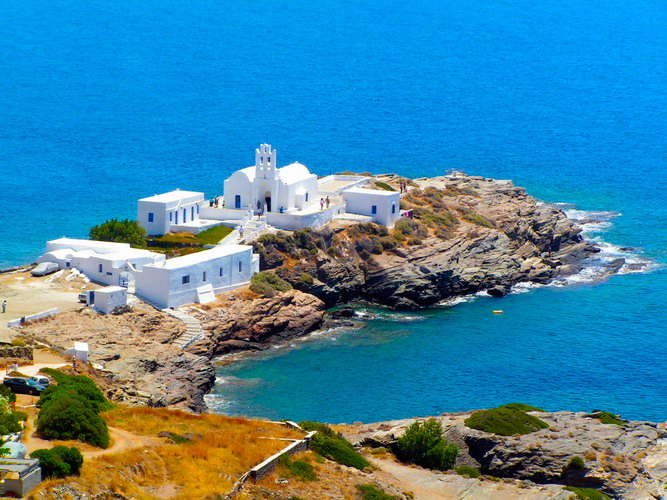 travel suggestions lesser known greek islands for first second or