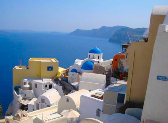 Greece Travel Suggested Itinerary: Popular Greek Islands and Athens